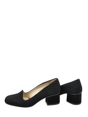 Туфли черные | 4201522