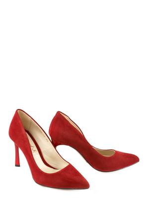 Туфли красные | 4201530