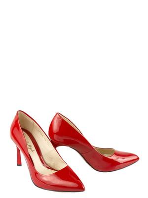 Туфли красные | 4201531