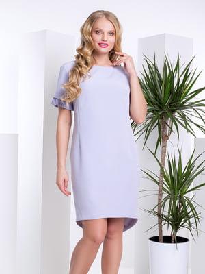 Платье серое   4201857