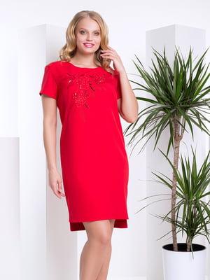 Сукня червона | 4201880