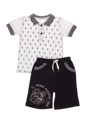 Комплект: футболка і шорти   4180198