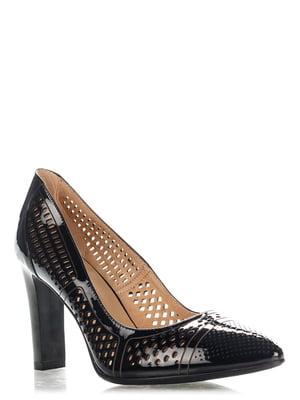 Туфли черные | 4185700