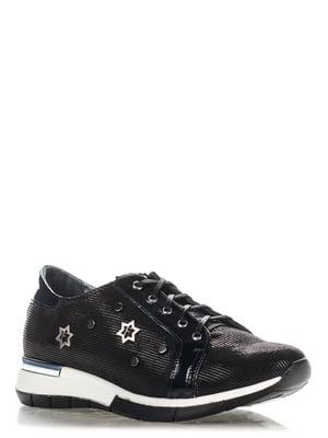 Кросівки чорні | 4185673