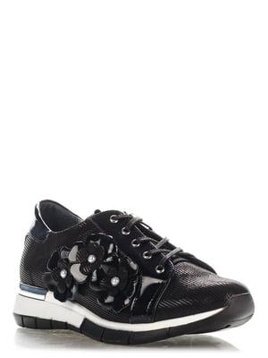 Кросівки чорні | 4185671