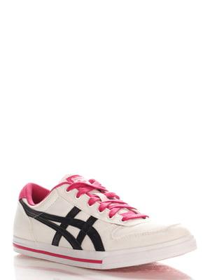 Кеди біло-рожеві | 4195012