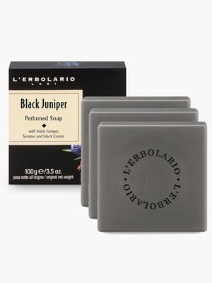 Мыло «Черный Можжевельник» (100 г) | 4196232