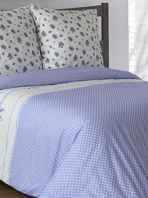 Комплект постельного белья семейный | 4201342