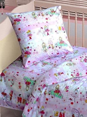 Комплект постельного белья детский | 4201400