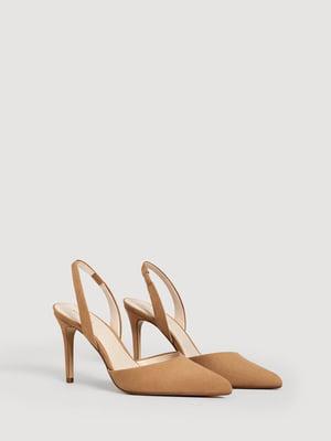 Туфли коричневые | 4171678