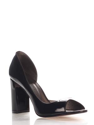 Туфлі чорні | 4202548