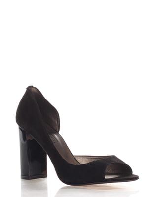 Туфли черные | 4181759