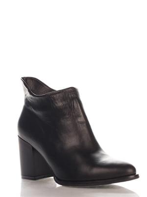 Ботинки черные   4202561