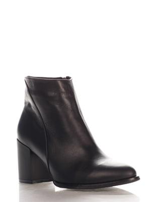 Ботинки черные   4202560