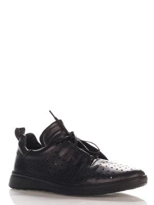 Кросівки чорні | 4202576