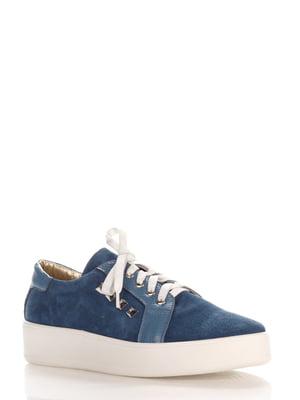 Кеды синие | 4202536
