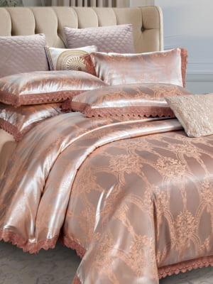 Комплект постельного белья двуспальный (евро)   4204329
