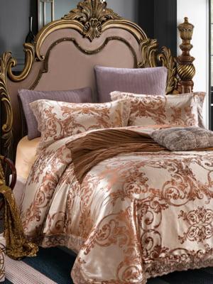 Комплект постельного белья семейный   4204336