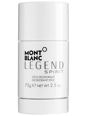 Дезодорант-стік Legend Spirit (75 мл) | 4203924