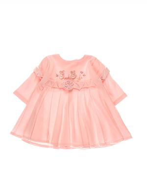 Платье розовое | 3742121