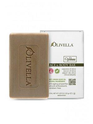 Мыло для лица и тела «Вербена» на основе оливкового масла (150 г) | 4210738