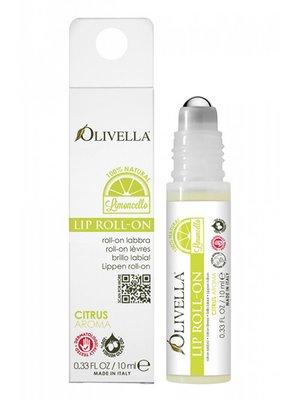 Бальзам-ролик для губ «Лимончелло» на основе оливкового масла (10 мл) | 4210743