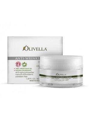 Крем для обличчя проти зморшок на основі оливкової олії (50 мл) | 4210750