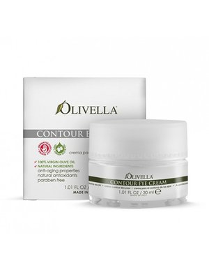 Крем для шкіри навколо очей на основі оливкової олії (30 мл) | 4210751