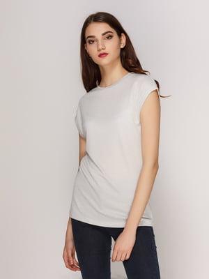 Блуза серая | 4208739