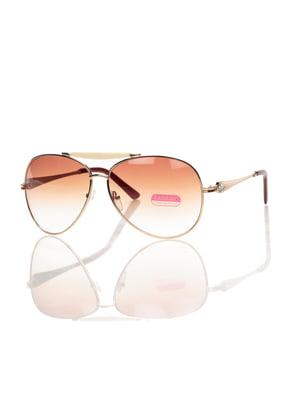 Очки солнцезащитные | 4209350