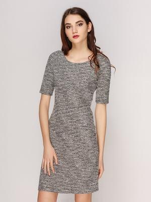Платье серое   4208708