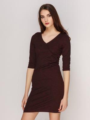 Сукня бордова | 3844705
