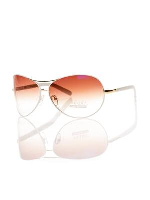 Очки солнцезащитные | 4209379