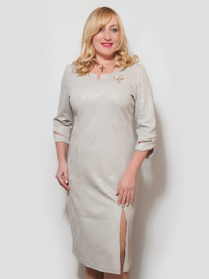 Сукня сіра | 4211919