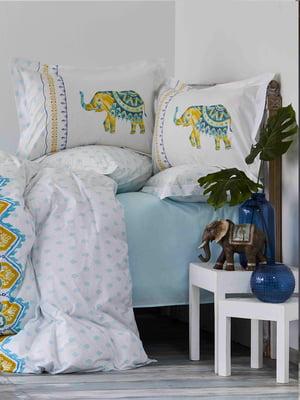 Комплект постельного белья двуспальный (евро) | 4198421