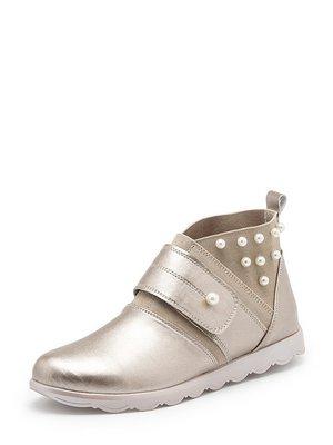Ботинки бронзового цвета | 4181060