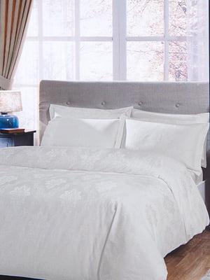 Комплект постільної білизни двоспальний (євро) | 4203568