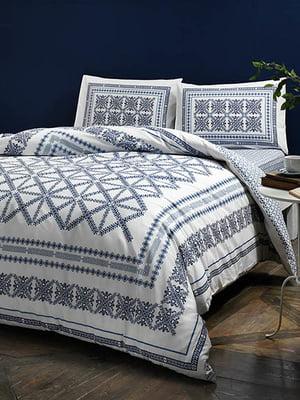 Комплект постельного белья двуспальный (евро) | 4203580