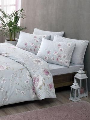 Комплект постільної білизни двоспальний (євро) | 4203630