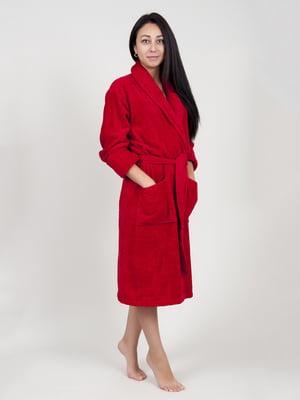 Халат красный | 4203642
