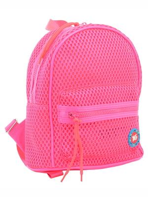 Рюкзак рожевий | 4214853