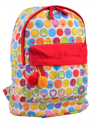 Рюкзак в різнобарвний принт | 4214865
