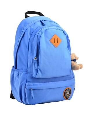Рюкзак блакитний | 4214889