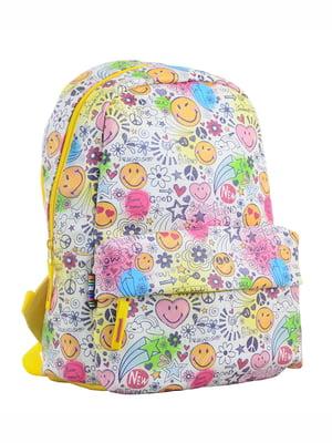 Рюкзак в принт | 4214943