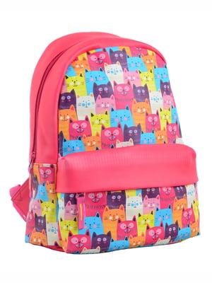 Рюкзак в принт | 4214946