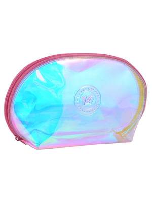 Косметичка розово-голубая | 4214982