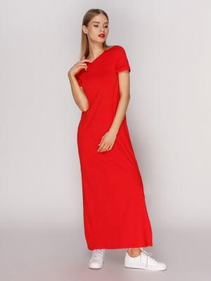 Платье красное | 4211975