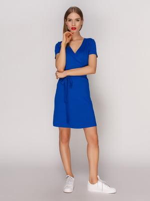 Платье цвета электрик | 4211980