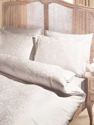 Комплект постільної білизни двоспальний (євро) | 4203561