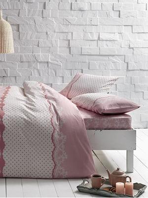 Комплект постельного белья двуспальный (евро) | 4203585
